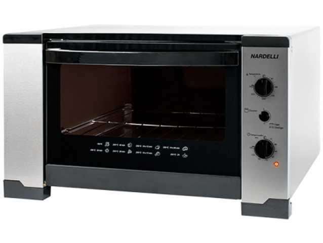 Como limpar o forno elétrico nardelli de embutir 45 litros NDL45i