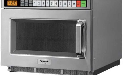 Medidas de Microondas Profissional Panasonic 18 litros – NE-17521