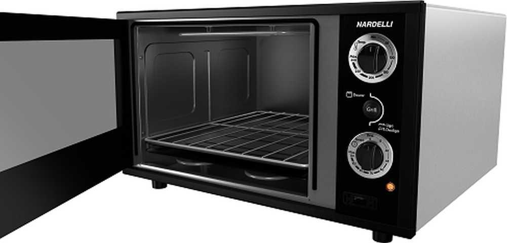 Medidas do forno elétrico Nardelli 50lts NX50