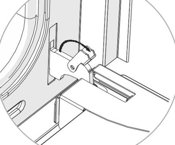 removendo porta do forno elétrico electrolux
