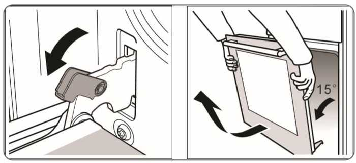 Forno elétrico electrolux oe8tx - removendo a porta
