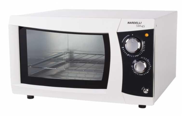Como limpar o forno elétrico nardelli de embutir 45 litros Slim45 branco