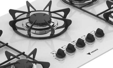 Medidas do Cooktop Venax Sognare 5 Branco