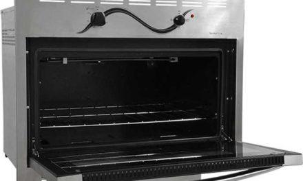 Medidas do Forno a Gás de Embutir Venax 90L Semplice