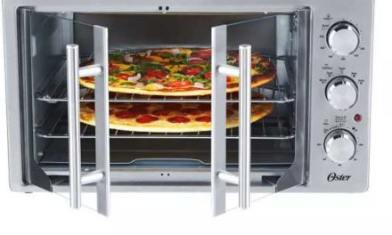 Medidas do Forno Elétrico Oster 42L Porta Dupla French Door