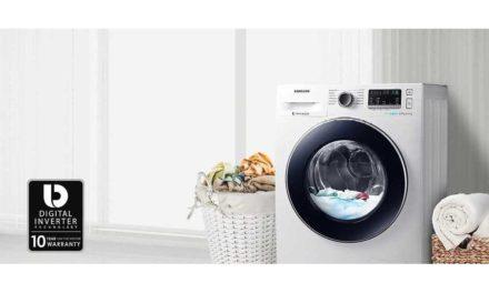 Como limpar Lava e Seca Samsung WD4000 – 11 Kg