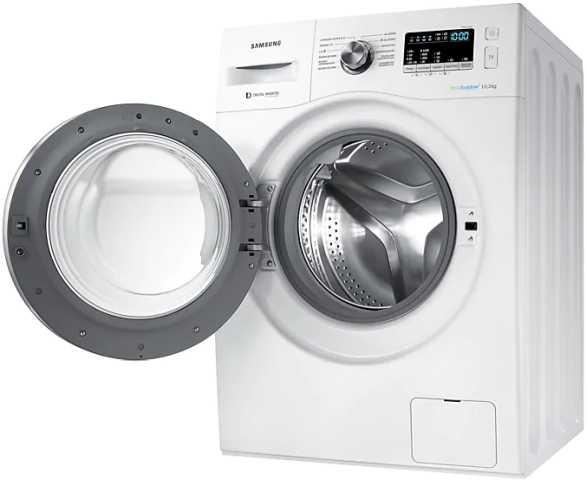 Medidas de lavadora de roupas Samsung 10,2 Kg EcoBubble