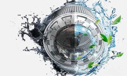 Medidas da Lavadora de Roupas Samsung 10,2Kg EcoBubble – WW10J