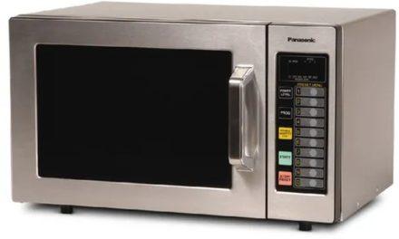 Medidas de Microondas Profissional Panasonic 22 litros – NE-1037