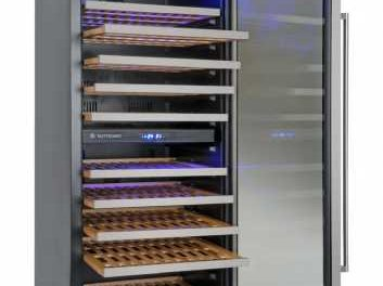 Medidas da Adega Elettromec de Embutir 110G Dual Zone – CV-S110-2Z