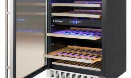 Medidas da Adega Climatizada da marca Elettromec – Modelos