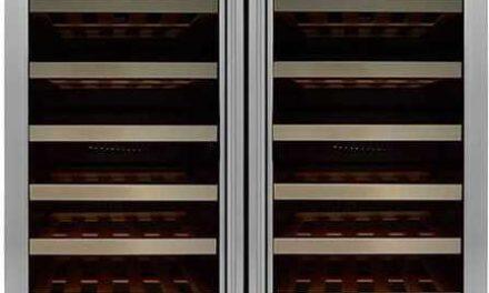 Medidas da Adega Elettromec de Embutir 56G Dual Zone – CV-2BI-66-XV