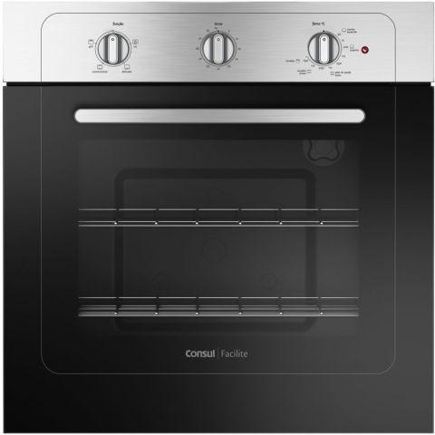 Manual de instruções do forno elétrico consul co060