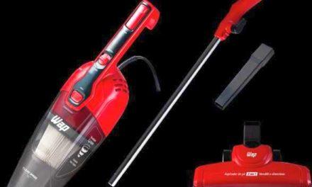 Medidas do Aspirador de pó vertical ou portátil WAP Clean Speed