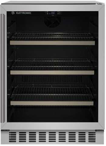 Medidas do frigobar Elettromec 95 litros