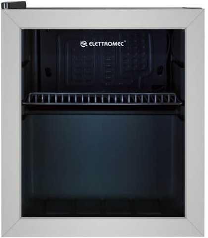 Medidas do frigobar Elettromec 46 litros