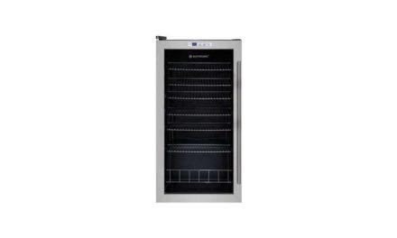 Frigobar Elettromec 88L – Acabamento Interno Preto – Medidas