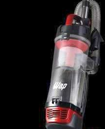 Aspirador de pó vertical WAP Power Speed 2000W – Medidas