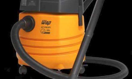 Aspirador de pó e água profissional 20L WAP GT Profi 20 – Medidas
