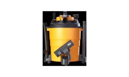 Aspirador de pó e água profissional 55L WAP GTW 55 – Medidas