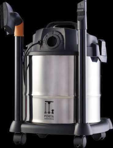 Medidas do Aspirador de pó e água WAP - GTW INOX 12