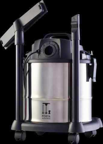 Medidas do Aspirador de pó e água WAP - GTW INOX 20
