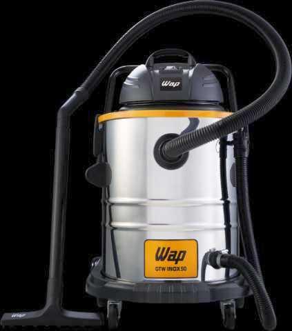 Medidas do Aspirador de pó e água WAP - GTW INOX 50