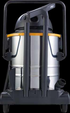 medidas do aspirador de pó e água profissional wap gtw inox 50