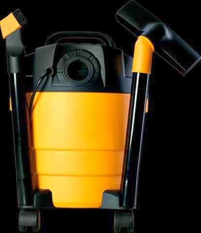 Aspirador de pó e água WAP - GTW10 - Medidas