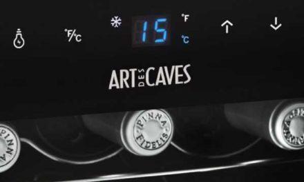 Medida da Adega Climatizada Art des Caves 14 Garrafas Petit 14