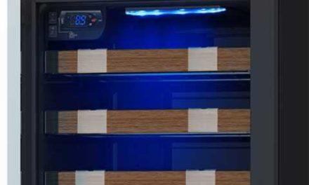 Medidas da Adega Climatizada Venax 24G – PiuBella 100 color Light