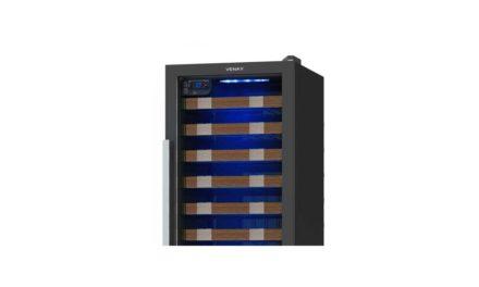 Medidas da Adega Climatizada Venax 59G – PiuBella 200 Color Light