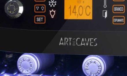 Medidas da Adega Climatizada Art des Caves 39 Garrafas Sophistiqué 40