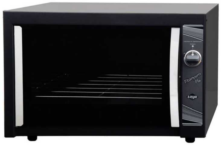Medidas do forno a gás Layr Titanyum Plus Industrial