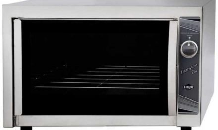 Medidas do Forno a Gás Layr 52L Titanyum Plus Inox Industrial