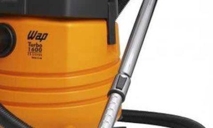 Medidas do Aspirador de pó e água Profissional 25L WAP Turbo 1600