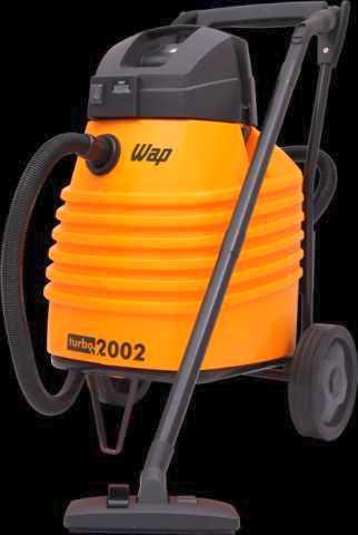 Medidas do Aspirador de pó e água WAP - Turbo 1600