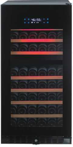 Medidas da Adega Elettromec de Embutir 87 garrafas, Dual Zone