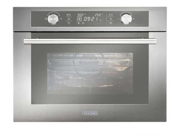 Medidas do forno combinado com micro-ondas 44 litros Tecno - TK44
