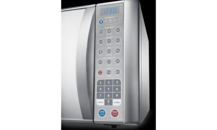 Como desativar o BIP do microondas Electrolux 31L com Grill – MEV41