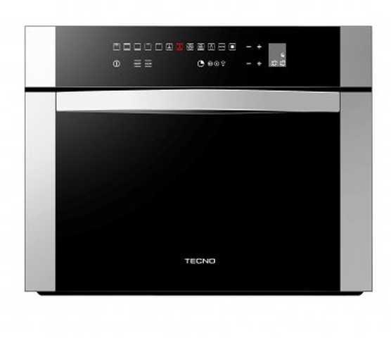 Medidas do forno combinado com micro-ondas 34L Tecno - speed TK34EX