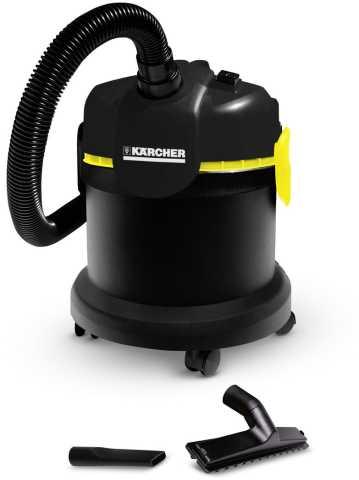 Medidas do aspirador de pó e líquidos Karcher A2003.