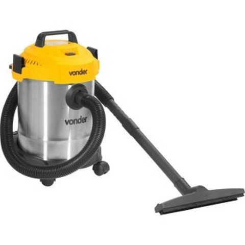 Medidas do aspirador de pó e água profissional Vonder - APV1000