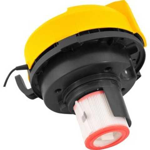 Medidas do aspirador de pó e água profissional Vonder - APV1240