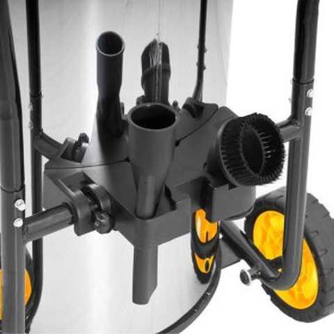 Medidas do aspirador de pó e água profissional Vonder - APV1275