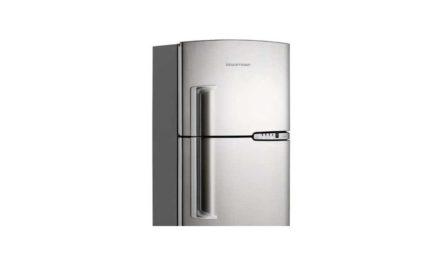 Manual de operação da geladeira Brastemp 352L Duplex BRM39