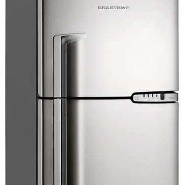 Como ajustar a temperatura da geladeira Brastemp 352L Duplex – BRM39