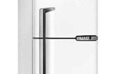 Como ajustar a temperatura da geladeira Brastemp 378L Duplex – BRM42