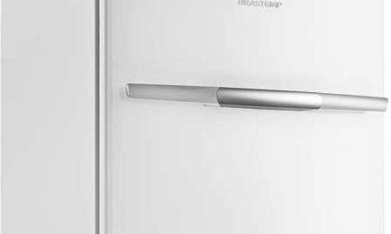 Manual de instruções do freezer Brastemp 228L vertical – BVR28
