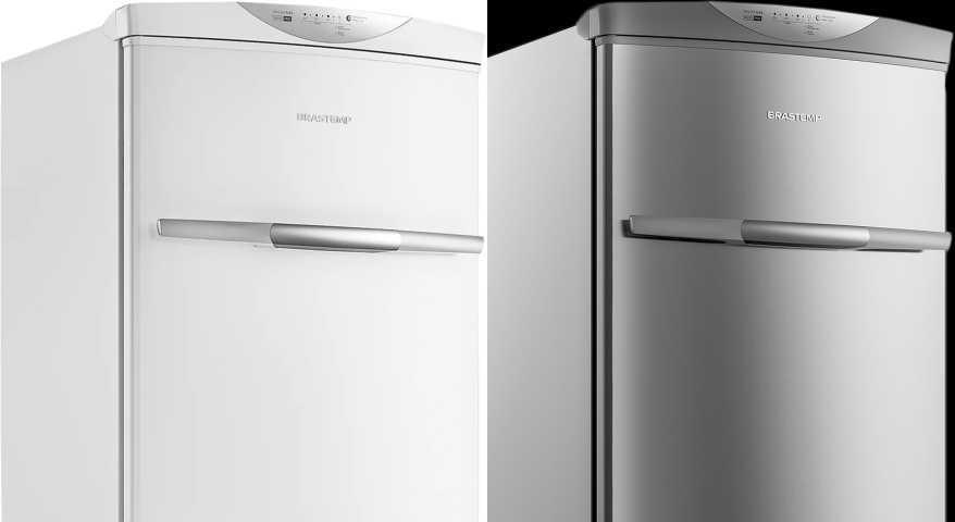 como ajustar a temperatura do Freezer Brastemp - BVR28